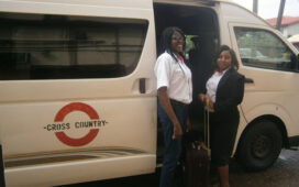 Cross Country Transport Online booking