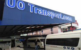 GUO Transport Online Booking