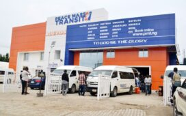 Peace Mass Transit Online booking